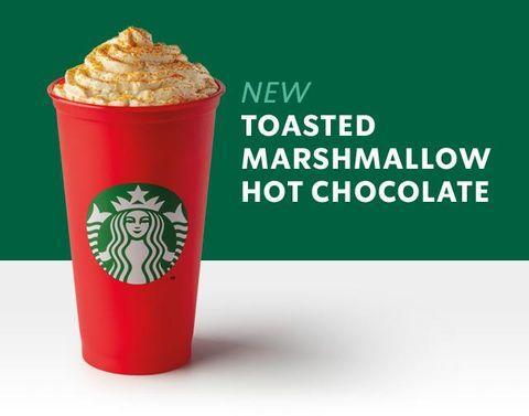 This chocolatey indulgence will add 36.7g of sugar to your daily intake (Starbucks)