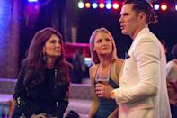 """<p>While speaking about the new cast members, Tom Sandoval shared the most important rule for the cast to follow: """"What's really a stickler for me is when somebody comes on our show, because we're so open and honest and connected, that they be the same way. They be revealing, they open up, they connect and be honest,"""" he told <a href=""""https://www.etonline.com/vanderpump-rules-cast-sounds-off-on-season-8-how-they-really-feel-about-the-newbies-exclusive"""" rel=""""nofollow noopener"""" target=""""_blank"""" data-ylk=""""slk:Entertainment Tonight"""" class=""""link rapid-noclick-resp""""><em>Entertainment Tonight</em></a>. </p>"""