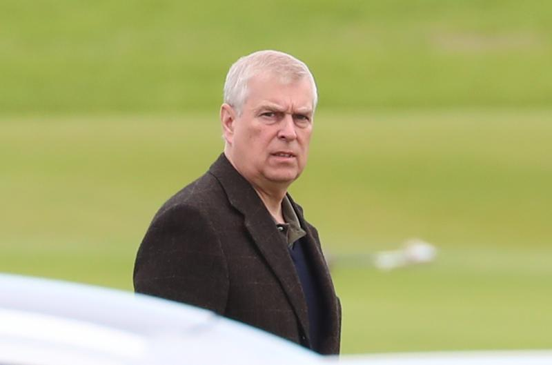 The Duke of York attends The Duke of York Young Champions Trophy