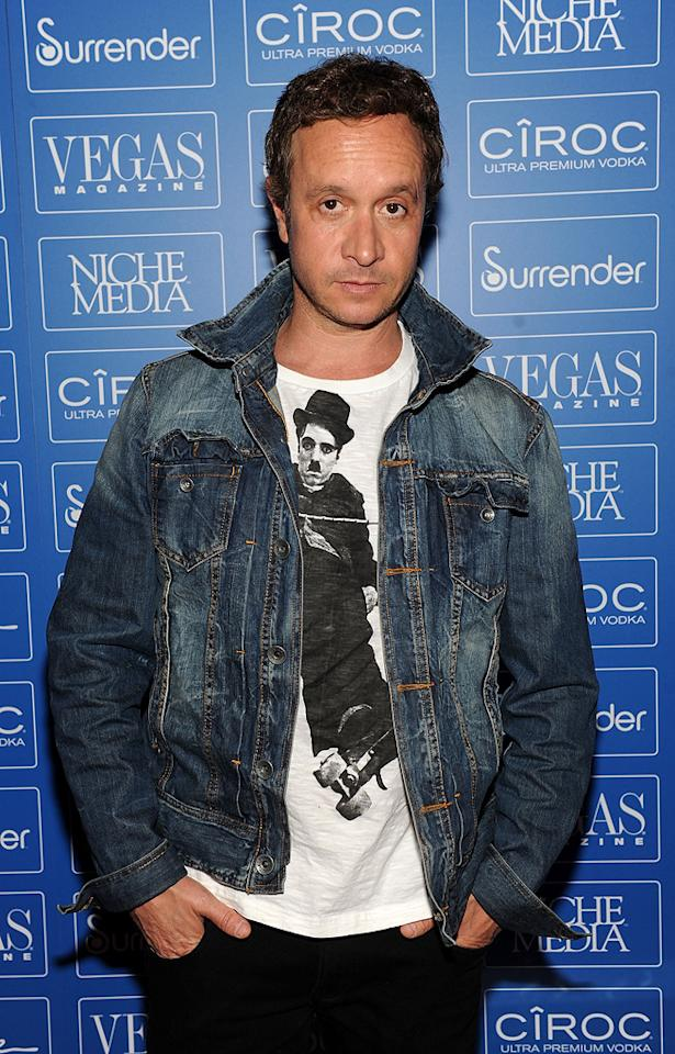 """February 1: Pauly Shore turns 43 Denise Truscello/<a href=""""http://www.wireimage.com"""" target=""""new"""">WireImage.com</a> - June 19, 2010"""
