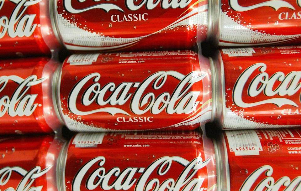 "<p>The Coca-Cola Company has made more than <a href=""https://www.coca-cola.co.uk/stories/history/heritage/our-story-1886-1892--the-beginning"" rel=""nofollow noopener"" target=""_blank"" data-ylk=""slk:ten billion gallons of syrup"" class=""link rapid-noclick-resp"">ten billion gallons of syrup</a> since the formula's invention in 1886 by Atlanta pharmacist John Pemberton. That's a lot of sugar!</p>"