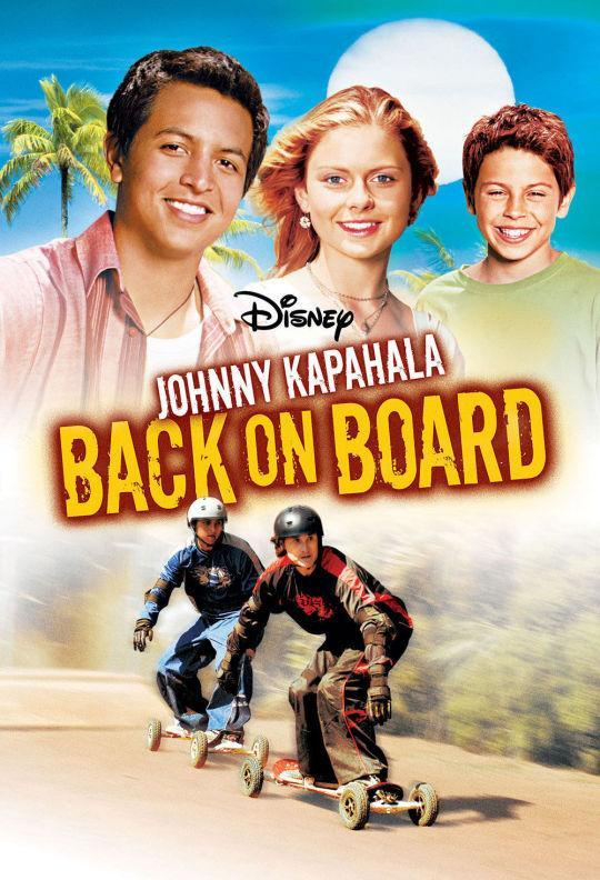 <p>In this third installment of the heart-wrenching <i>Johnny Tsunami</i> saga, the title hero decides to stop surfing down snowy mountains in Vermont and start getting involved in Hawaiian gang wars. It's a definite lifestyle downgrade, but people are always chasing waterfalls, you know?<br><br>(Credit: Disney Channel) </p>