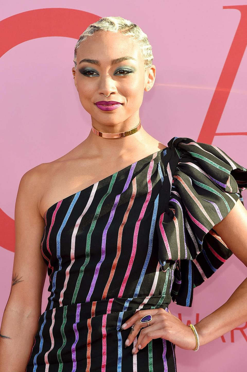 <p>In addition to acting, Tati wants to expand her horizons by writing, producing, and directing. She also wants to get into the music business and explore disc jockeying. </p>