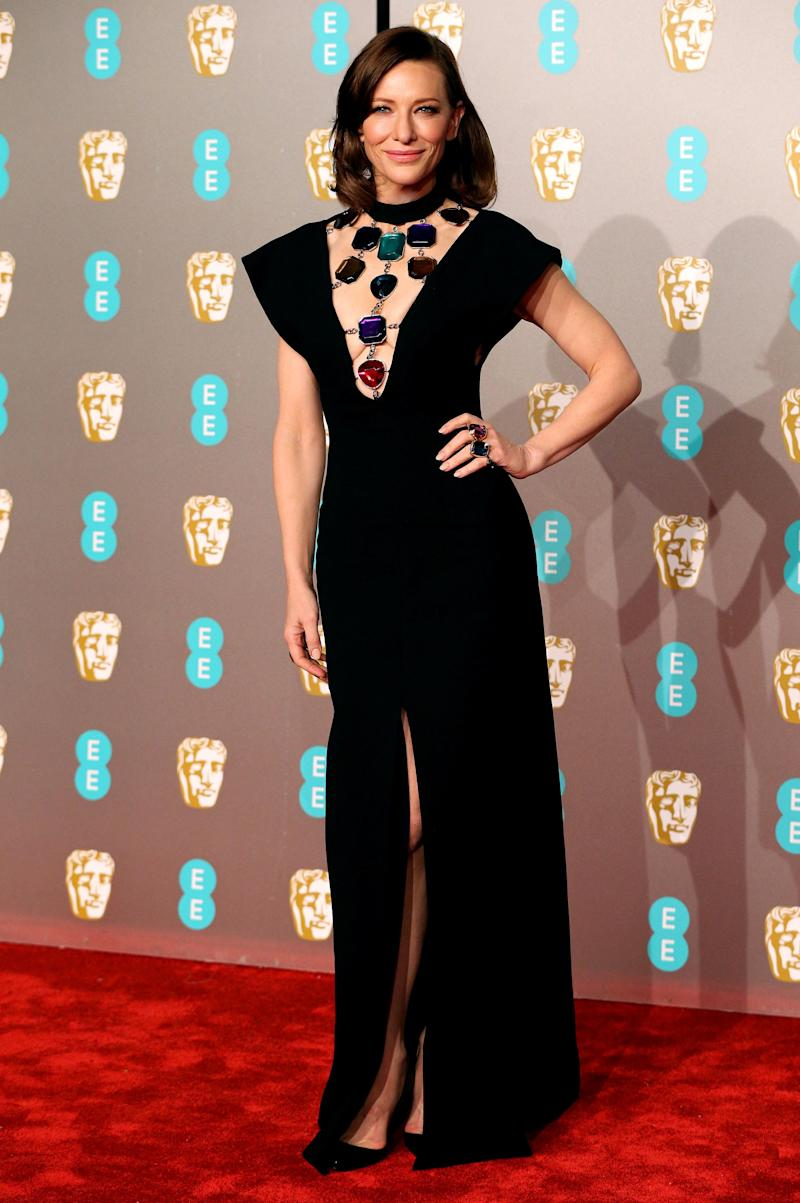 CRYSTALS: Cate Blanchett in Christopher Kane
