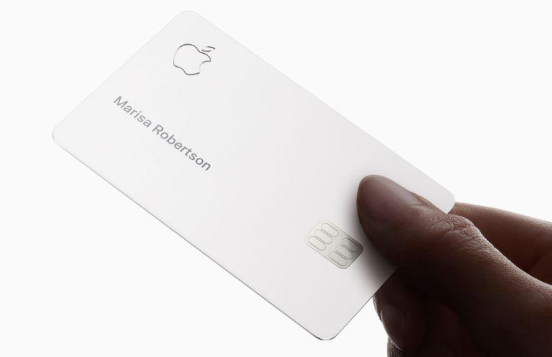 The Apple Card is unique among credit cards thanks to its impressive app, and privacy features. (Image: Apple)