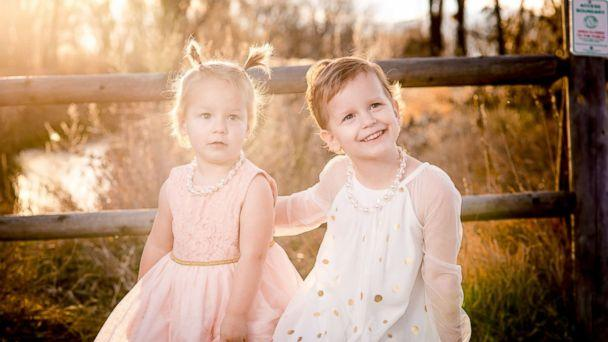 PHOTO: Sisters Celeste, 3 and Bella, 4, were murdered at the hands of their father Chris Watts. (Obtained by ABC News)