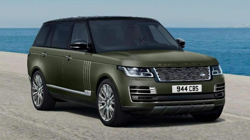 Range Rover SVAutobiography Ultimate SUV launched: Details here