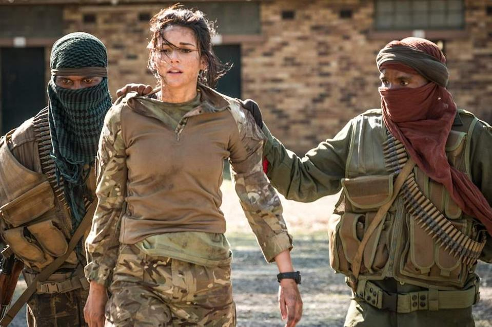 Michelle Keegan in Our Girl (Credit: BBC)