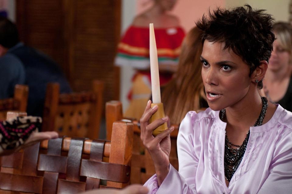 Halle Berry did not win an Oscar for Movie 43 (credit: Relativity Media)