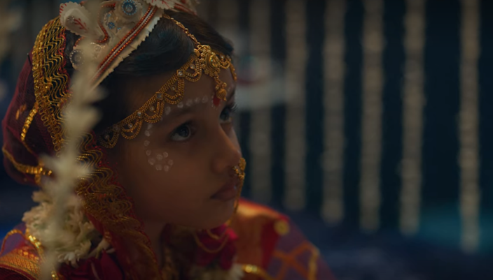 Netflix's 'Bulbbul' shows many evils against women, including child marriage.