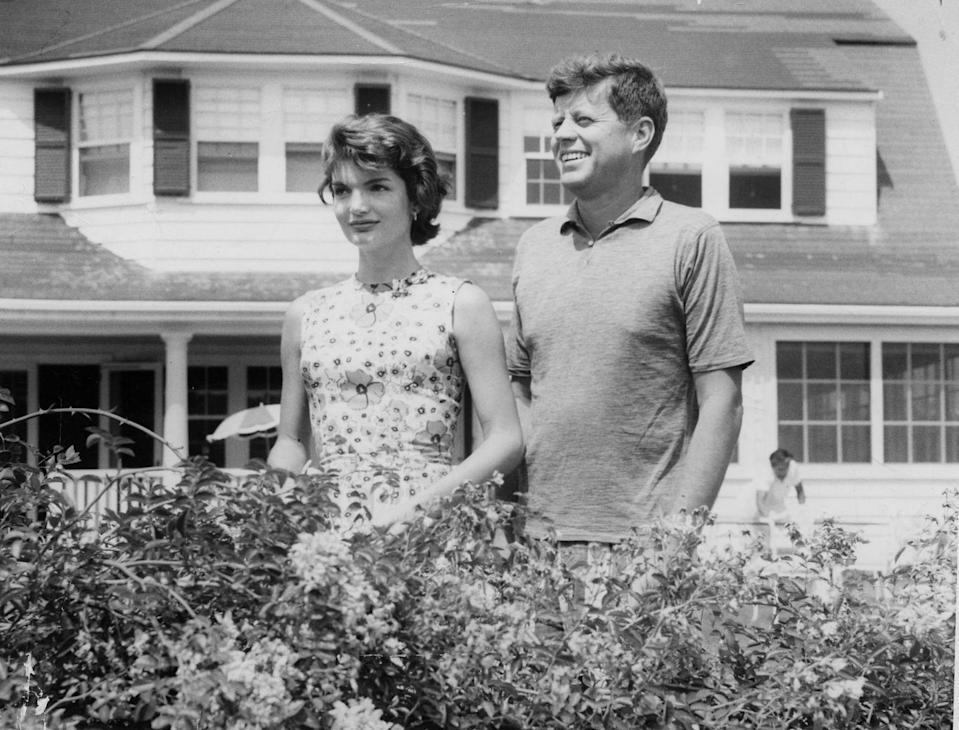 <p>The year before he turned 40, then-Senator Kennedy was critically ill and underwent several spinal surgeries. At one point he was administered Catholic last rites. The next year, at 40, he won the Pulitzer Prize for Biography for his book <em>Profiles in Courage</em>. Three and a half years later he was elected president. </p>