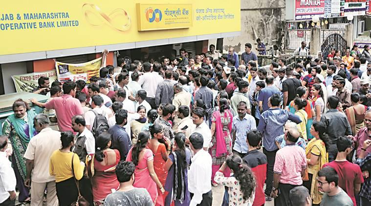 pmc Bank, Maharashtra pmc bank fraud, pmc bank failure, pmc scam, depositors in crisis, indian express