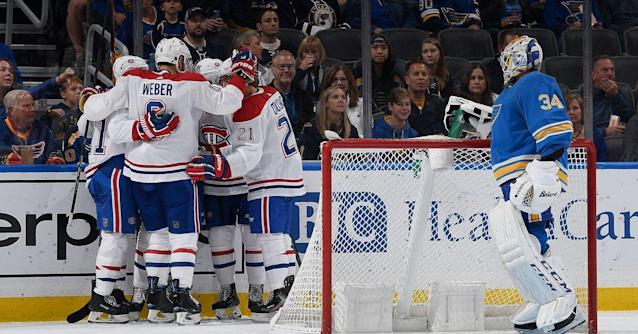 Canadiens @ Blues game recap: Team effort gives Habs another win