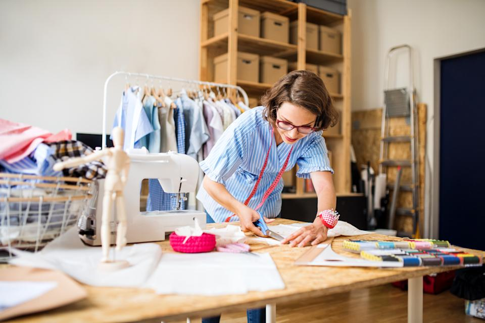 Lockdowns have impacted jobs in SMEs. Photo: Getty Images