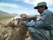 Heavy fighting as Taliban push into southern Afghan city
