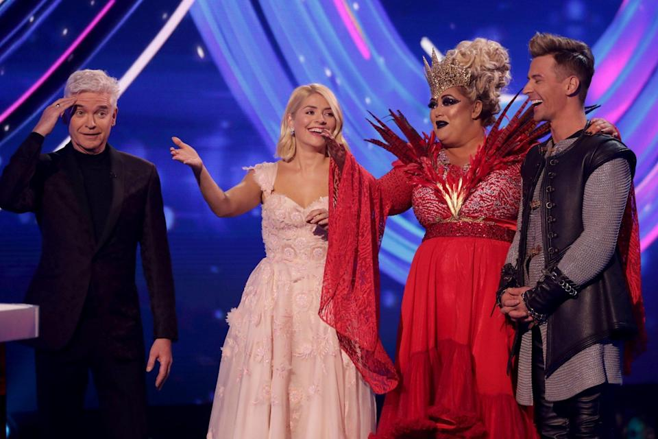 Gemma Collins thanks Holly Willoughby for her support amid Jason Gardiner drama as she prepares for Dancing on Ice return