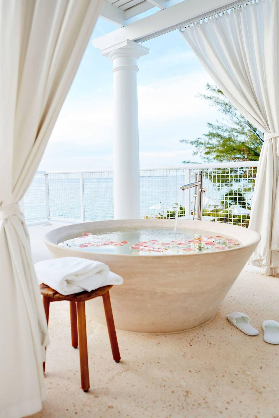 "<p>Grand Cayman's first boutique hotel is the perfect place for social butterflies to enjoy a week of wellness. <a href=""https://palmheights.com/"" rel=""nofollow noopener"" target=""_blank"" data-ylk=""slk:Palm Heights"" class=""link rapid-noclick-resp"">Palm Heights</a> views wellness as a social activity and fosters this notion with a world-class workout program; regenerative well-being for the mind, gut, and skin; and exciting recreational activities and excursions. However, personalized experiences and small, outdoor classes are currently being offered in light of social distancing.</p><p>The hotel also features chefs and artists in-residency—along with an impressive library—to help cultivate the mind as much as a healthy body. At the end of each day, Palm Heights's sumptuous suites are full of all the luxe amenities one could dream of to get the rest you need to emerge refreshed.</p>"
