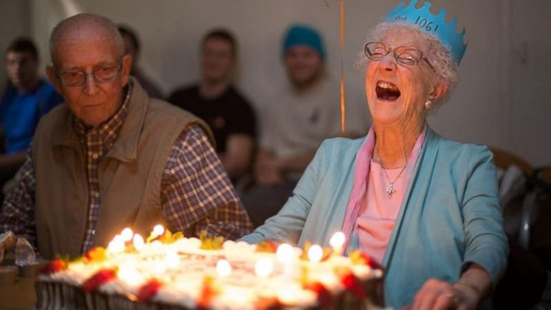 Say Happy Birthday to Facebook's Oldest Member