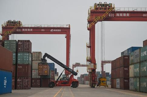 The province will be promoted as a regional trade, shopping and shipping hub. Photo: Xinhua