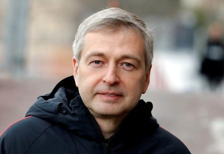 Dmitri Rybolovlev of Russia, president of AS Monaco Football Club