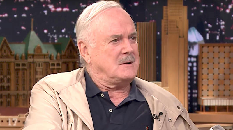 John Cleese Appears To Zing Donald Trump During 'Tonight Show' Chat About Aging