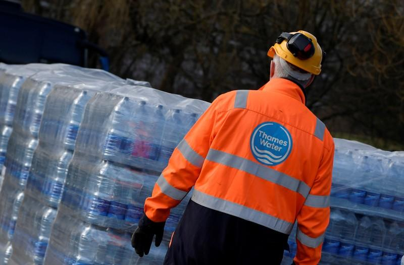 UK's Thames Water sees Scarsella as front-runner for CEO role - Sky News