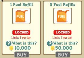farmville fuel in the market for coins