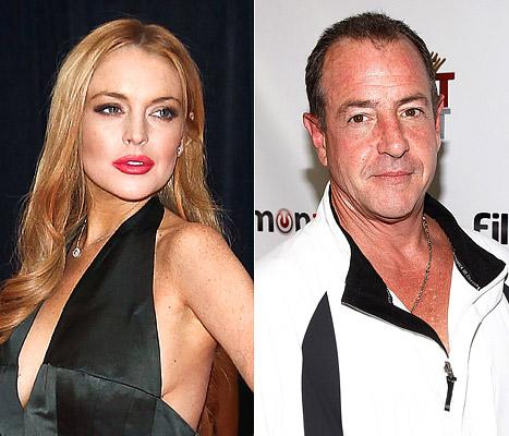 Lindsay Lohan's Siblings Bash Their Dad Michael for Staging Intervention