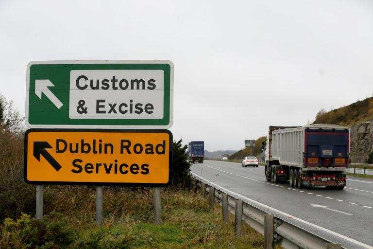 The EU saw Britain as ready to 'evolve' on its customs proposals for Northern Ireland