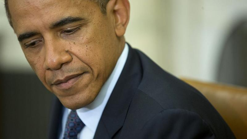 Obama Ends Longest Week at Crossroads on Syria