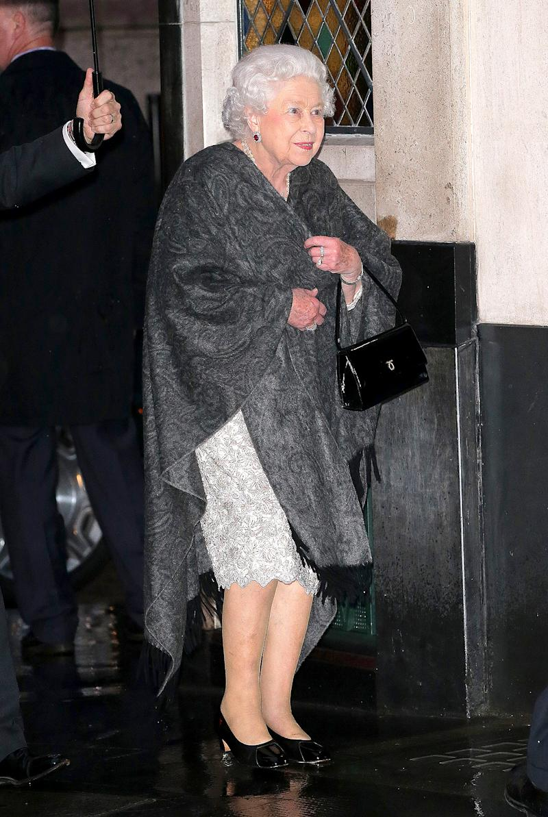 Never Too Old to Party! Queen Elizabeth Hits the Town for Rare Night Out with Friends (at 91!)