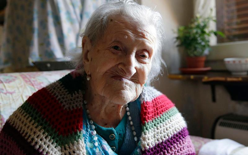 Emma Morano was the last known person to be born in the 1800s - AP