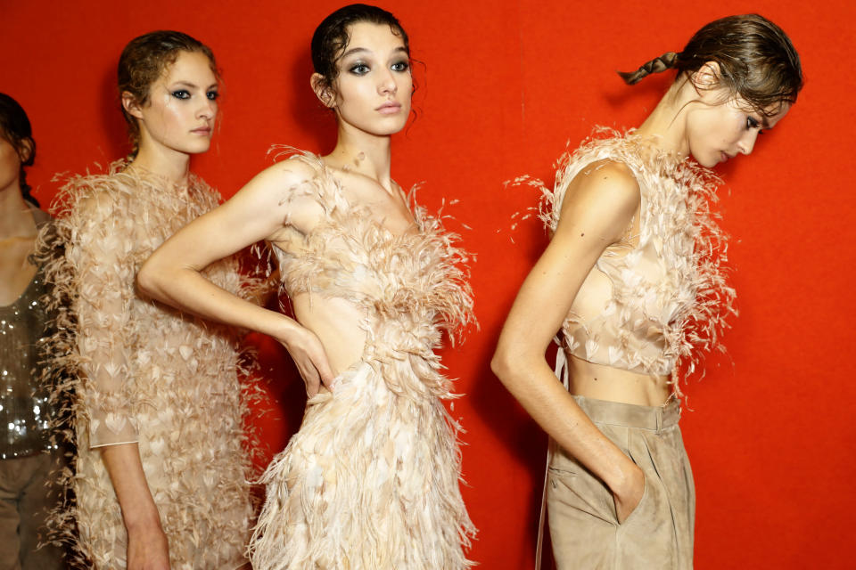 Getty Images is banning the use of Photoshop on all models' bodies [Photo: Getty]