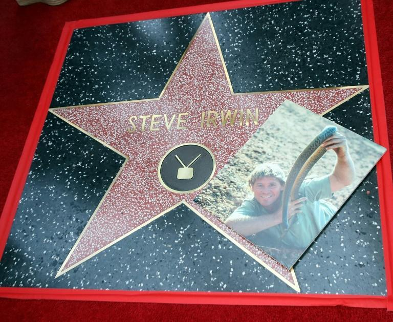 The family of late conservationist Steve Irwin praised the town's positive attitude towards the crocodile