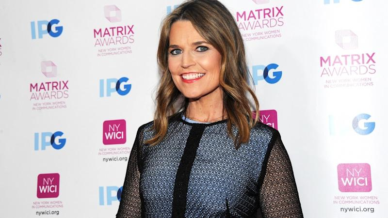 Savannah Guthrie Gives Update on Her Vision Following Serious Eye Injury