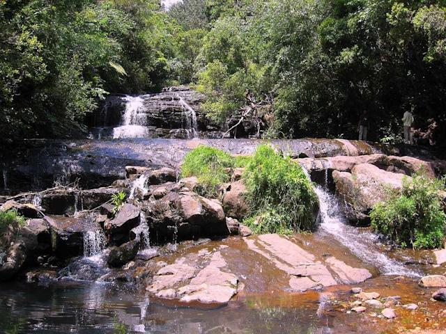 "The beautiful Vattakanal falls in Kodaikanal, Tamil Nadu <br>By <a href=""https://www.flickr.com/photos/inair/"" rel=""nofollow noopener"" target=""_blank"" data-ylk=""slk:Indira Nair"" class=""link rapid-noclick-resp"">Indira Nair</a> / Flickr<br><br>"