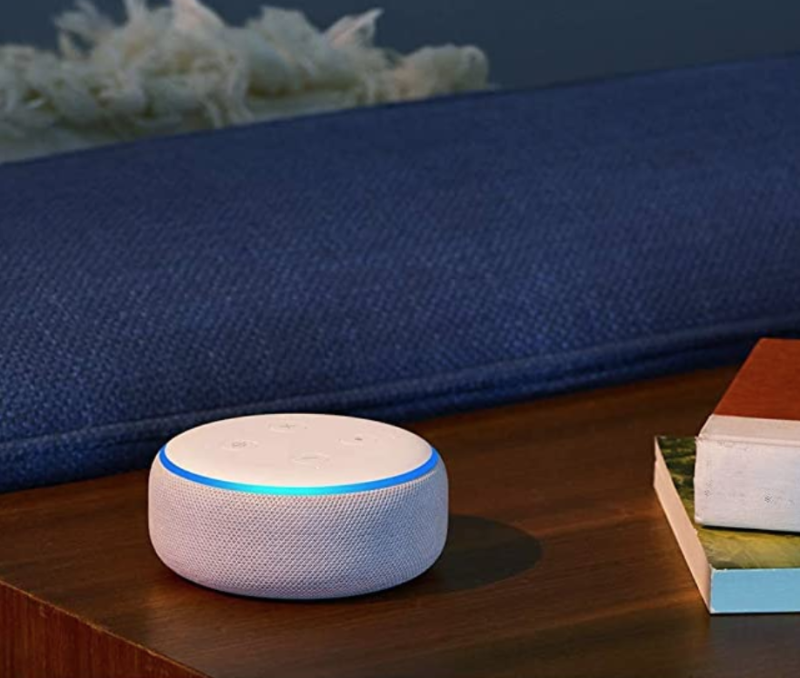 The Echo Dot smart speaker - as well as all Amazon devices - are sure to be on sale during Prime Day 2020.