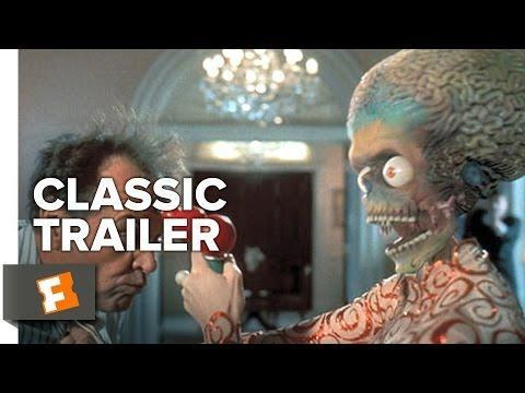 """<p>This star-studded alien spoof comedy from Tim Burton was fun in 1996 and its still fun now. Come for the very funny looking martians, stay for Jack Nicholson, Pierce Brosnan, and Danny DeVito. </p><p><a class=""""link rapid-noclick-resp"""" href=""""https://www.amazon.com/Mars-Attacks-Jack-Nicholson/dp/B001EBV0NU?tag=syn-yahoo-20&ascsubtag=%5Bartid%7C2139.g.33352561%5Bsrc%7Cyahoo-us"""" rel=""""nofollow noopener"""" target=""""_blank"""" data-ylk=""""slk:Stream It Here"""">Stream It Here</a></p><p><a href=""""https://www.youtube.com/watch?v=DqtjHWlM4lQ"""" rel=""""nofollow noopener"""" target=""""_blank"""" data-ylk=""""slk:See the original post on Youtube"""" class=""""link rapid-noclick-resp"""">See the original post on Youtube</a></p>"""