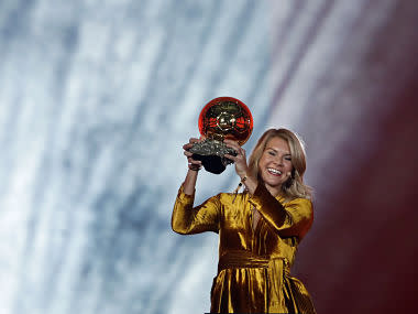 Women's Ballon d'Or winner Ada Hegerberg won't play for Norway due to 'lack of respect' for female players in the country