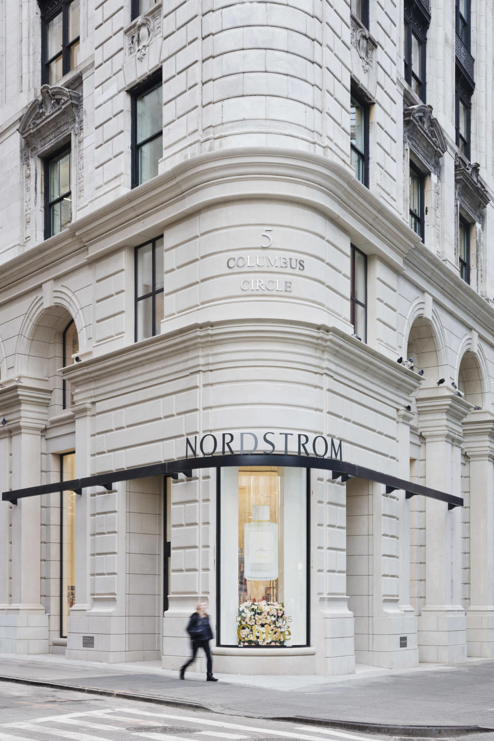 The Nordstrom NYC flagship represents the biggest and best statement of the brand. - Credit: Connie Zhou.