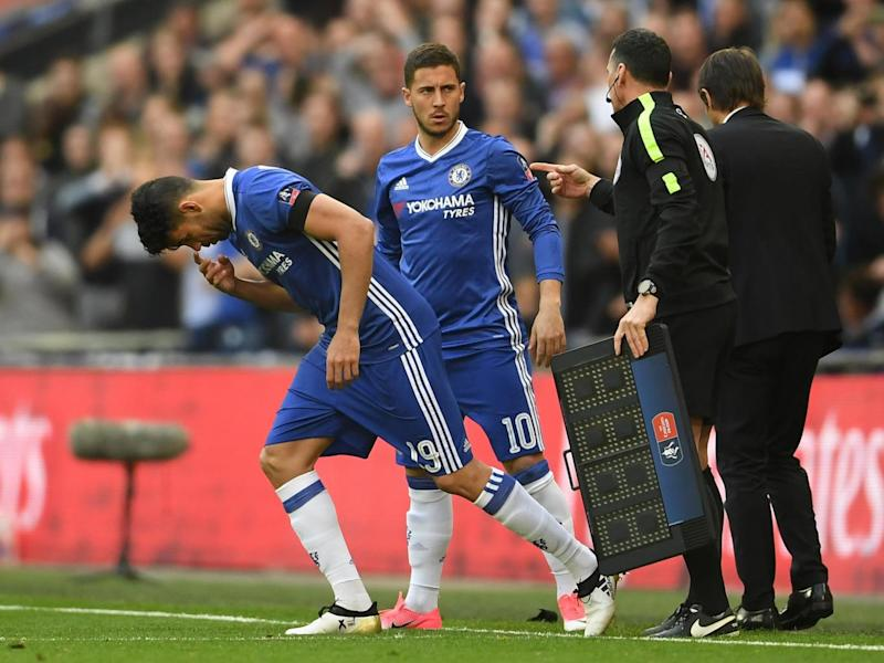 Hazard and Costa came off the bench to change the game (Getty)