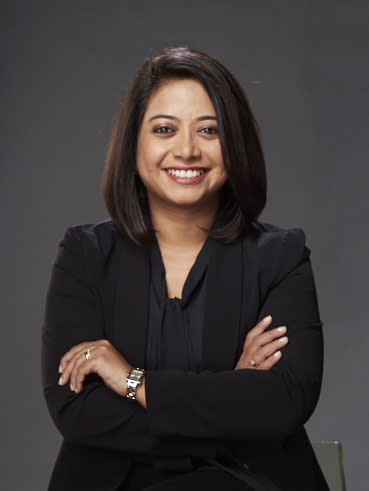 Faye D'souza is famous for her composed demeanor under pressure and malice on live television.
