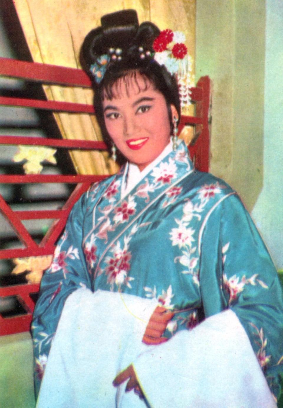 Lee Heung-kam in full opera garb for this 1960s publicity shot. Photo: Handout