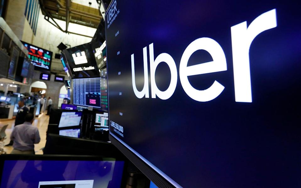 Uber lost $1.78 billion in the second quarter of 2020 as the pandemic carved a gaping hole in its ride-hailing business - Richard Drew/AP