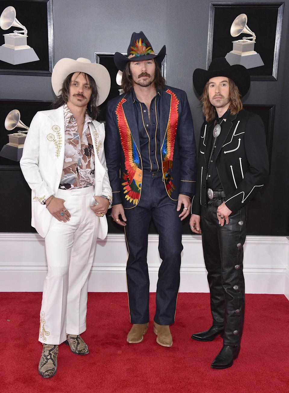 """<h1 class=""""title"""">Duddy, Mark Wystrach, and Jess Carson</h1><cite class=""""credit"""">Photo: Getty Images</cite>"""