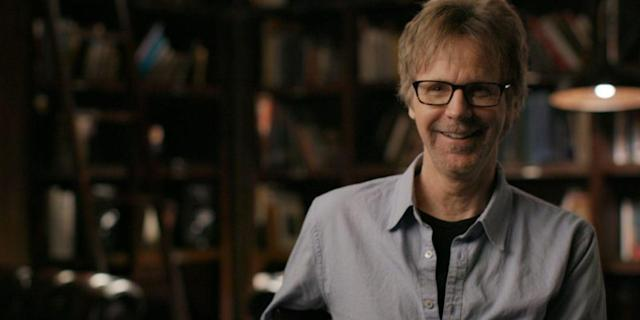 <em>Too Funny to Fail</em>: Dana Carvey (Photo: Hulu)