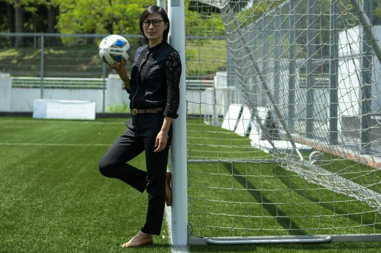 Bai Lili, the head of women's football for the Asian Football Confederation, is a former Chinese international player