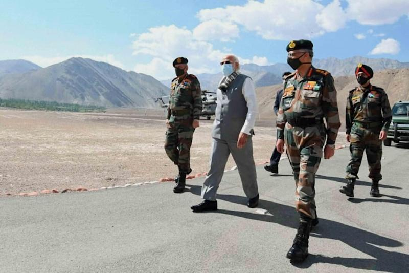 India Needs National Security Strategy to Set Redlines Like Ladakh Intrusion, Force Govt to Build Capability