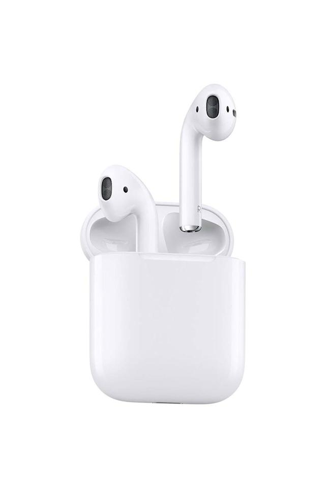 "<p><strong>Apple</strong></p><p>amazon.com</p><p><strong>$177.99</strong></p><p><a href=""http://www.amazon.com/dp/B01MQWUXZS/"" target=""_blank"">SHOP IT</a></p><p>Put it this way: How you feel seeing everyone on the street wearing a pair of AirPods (...except you!) is the equivalent of how your dad has felt the past decade not owning a pair of wireless headphones. The new era begins today for the both of you.</p>"