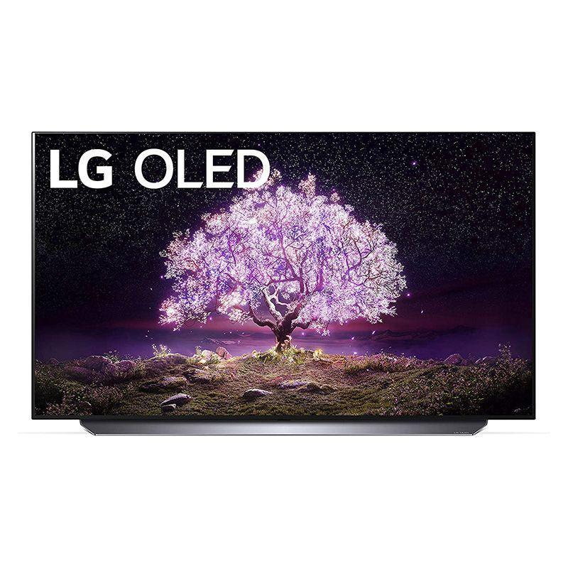 """<p><strong>LG</strong></p><p>amazon.com</p><p><strong>$2096.99</strong></p><p><a href=""""https://www.amazon.com/dp/B08WG4HKKY?tag=syn-yahoo-20&ascsubtag=%5Bartid%7C10060.g.37203677%5Bsrc%7Cyahoo-us"""" rel=""""nofollow noopener"""" target=""""_blank"""" data-ylk=""""slk:Shop Now"""" class=""""link rapid-noclick-resp"""">Shop Now</a></p><p><strong>Key Specs</strong><br></p><ul><li><strong>Screen sizes:</strong> 48, 55, 65, 77, 83 in.</li><li><strong>Screen type:</strong> OLED</li><li><strong>Refresh rate:</strong> 120 Hz</li><li><strong>Ports:</strong> 4 HDMI, 2 USB</li><li><strong>Dimensions:</strong> 48.3 x 29.1 x 9.9 in. (55 in.)</li><li><strong>Weight:</strong> 41.7 lb. </li></ul><p>The LG OLED C1 4K Smart TV is our top pick for several reasons. The ultra-thin TV has over 8 million self-lit pixels that provide intense colors and vibrant contrast for an incredibly realistic viewing experience. Dolby Vision IQ automatically adjusts the TV's picture settings based on ambient surroundings and content genre. Meanwhile, Dolby Atmos provides multidimensional surround sound. If you're a gamer, the 120Hz display means response times are fast and smooth, and there's even a game optimizer. Alexa is conveniently built in, and the TV works with Hey Google, SmartThings, and Bixby. There's also built-in access to Netflix, Hulu, Apple TV, and other streaming services. In addition, using Magic Tap, you can simply tap your phone on the remote control and mirror your streaming content to the TV, or vice versa. It's easy to see why we love this TV.</p>"""